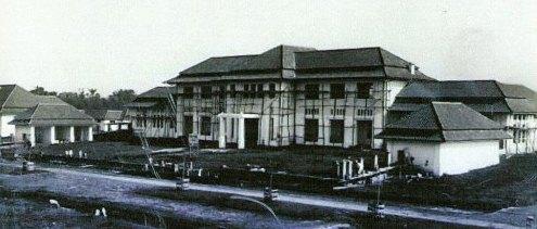 Sejarah Rumah Sakit Dokter Hasan Sadikin Bandung